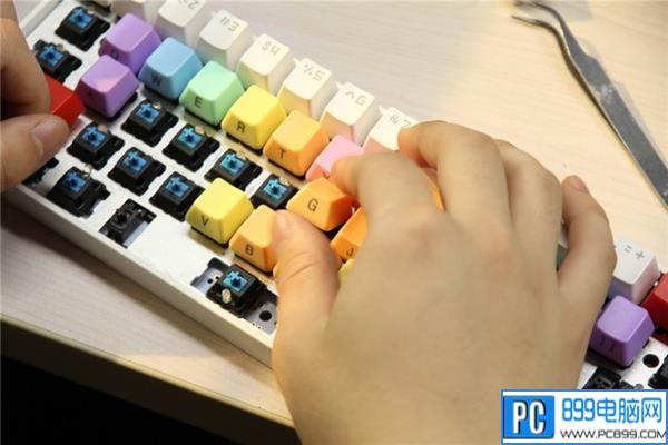 机械键盘进水怎么办 大神教你救活进水机械键盘