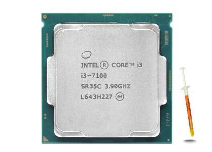 2017年12月酷睿i3 7100组装电脑配置清单及价格