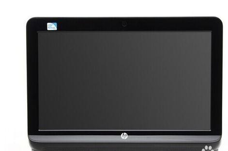 惠普hp电脑一体机屏幕亮度怎么调节