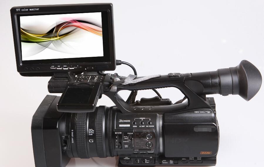改变摄像机逆光补偿方法