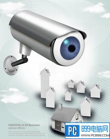 监控系统组成部分有哪些? 监控系统组成介绍
