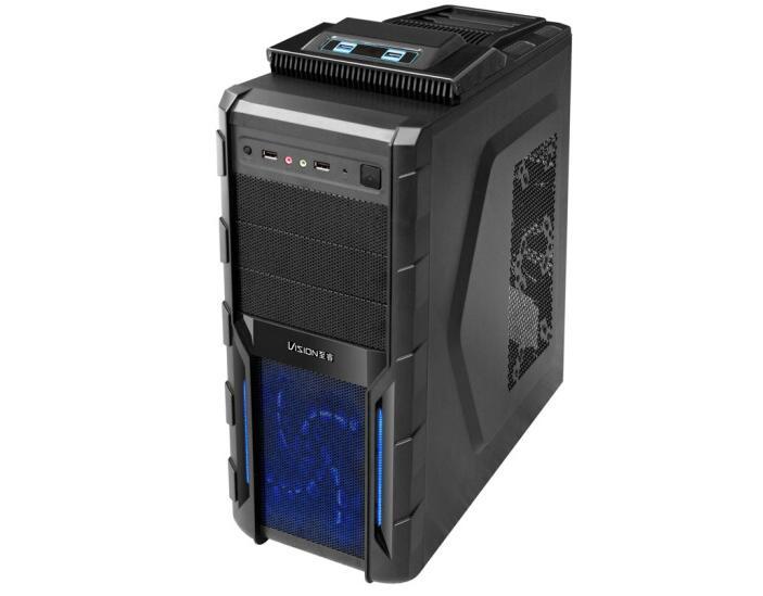 3724元R3 1200搭配GTX1050电脑配置满足网游用户需求