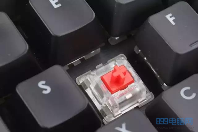 机械键盘的轴有哪几种 机械键盘的轴怎么选