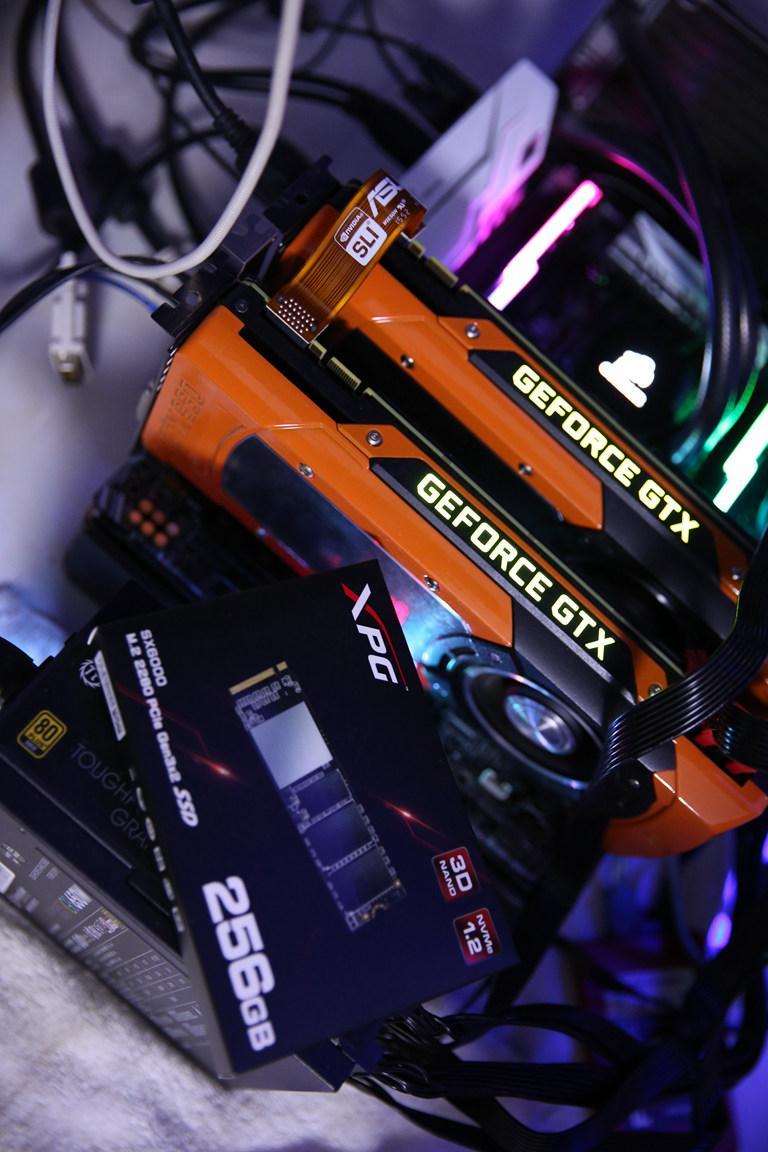 威刚NVMe SX6000 M.2 SSD的介绍