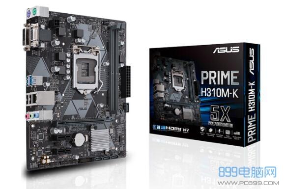 华硕PRIME H310M-K主板怎么样 H310M-K接口有哪些