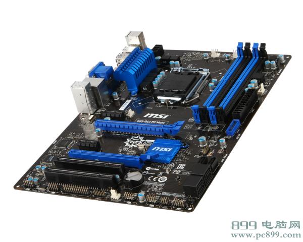 微星B85-G41 PC Mate