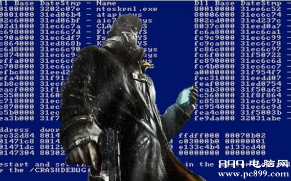 玩看门狗游戏崩溃蓝屏怎么办0xa00000001