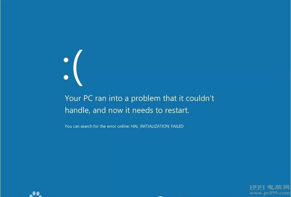 电脑蓝屏、黑屏、死机的解决方法