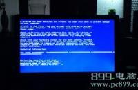 电脑蓝屏修复按哪个键 看看就知道了