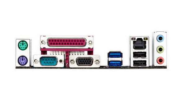 技嘉GA-H81M-DS2