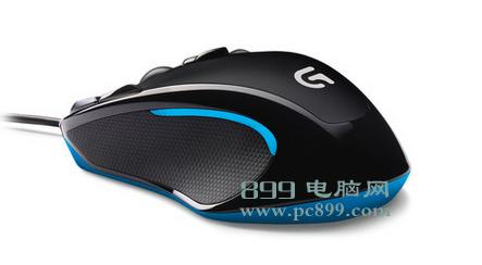 罗技G300S