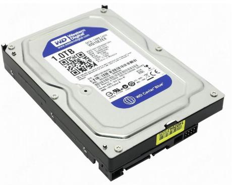 西部1TB硬盘